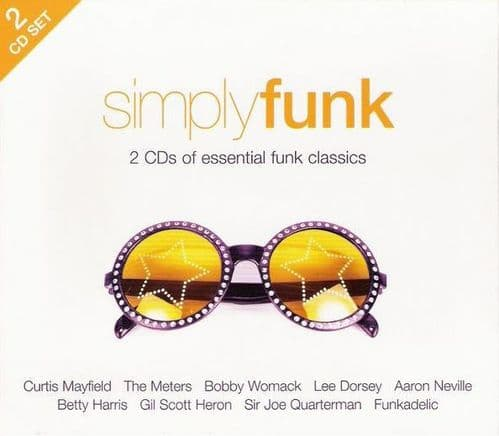 Various<br>Simply Funk<br>2CD, Comp